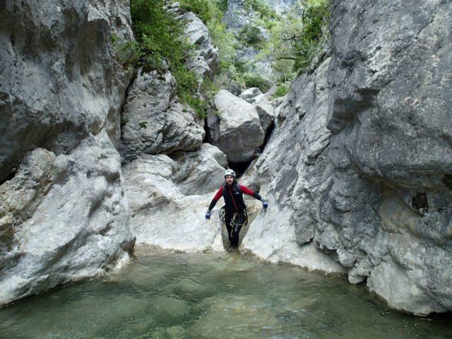 Gorges de Valbelle