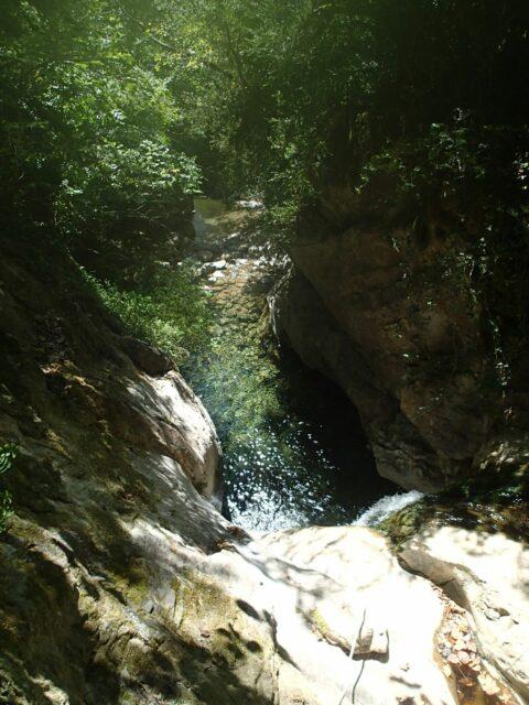 Barranc de Peranera