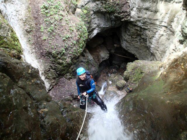 Grotte de l'Olette
