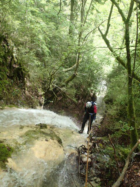 Les Trois Cascades