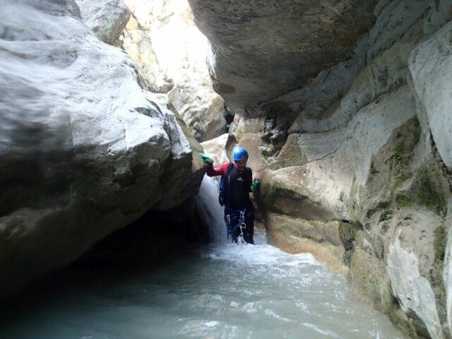 Ravin du Riou (Castellet)