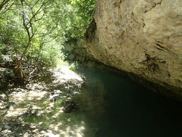 Ravin des Lausières et Riousset