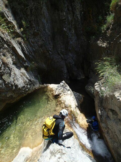Ruisseau de Planfaé (aval)
