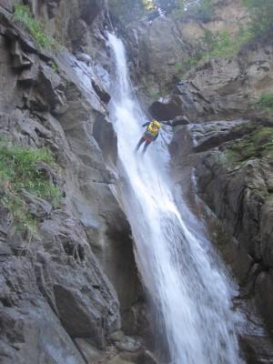 Canyon de la Belle au Bois