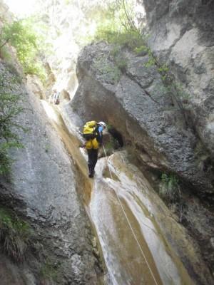 Canyon de Betton