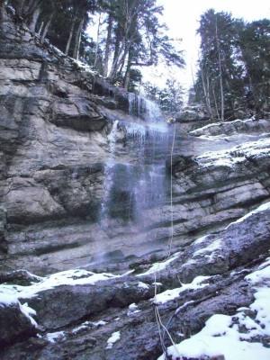 Ruisseau de Chorolant (amont)