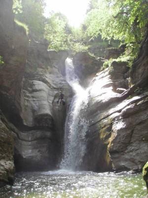 Canyon de Coiserette
