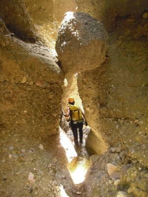 Barranco de Cueva Cabrito
