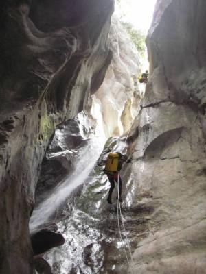 Canyon des Ecouges (partie haute)