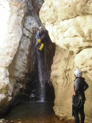Canyon des Etroits (Gorges du Rif)