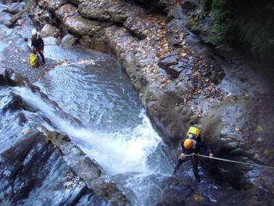 Canyon des Fours (inférieur)