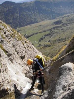 Canyon des Fours (supérieur)