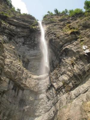 Cascades de Gorgette et Craponoz
