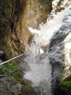 Gorges de La Chalp