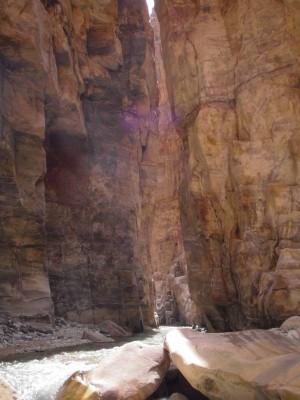 Wadi Mujib (inférieur)