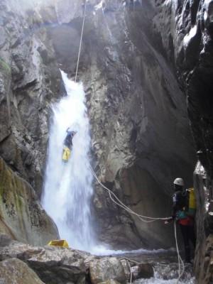 Canyon du Rochail