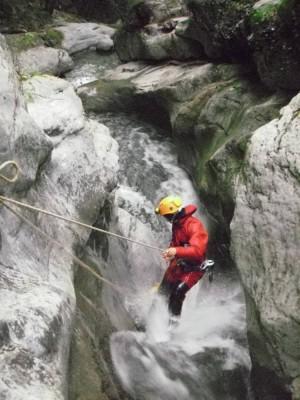 Canyon de Rots (ou de Balme)