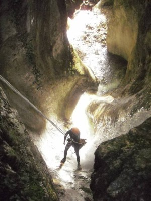 Canyon des Sambuis