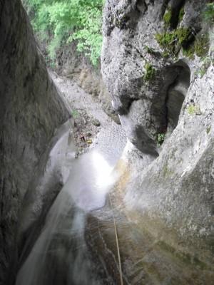 Cascade du Saut du Moine