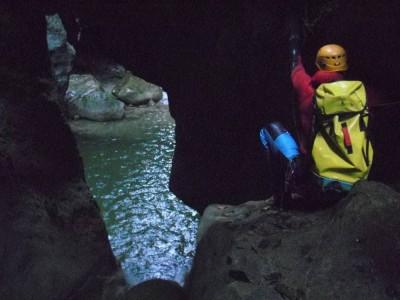 "Canyon de Ternèze 2 (""la Salamandre"")"