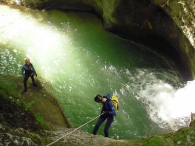 Canyon de la Pernaz et du Trefond