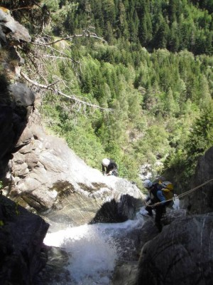 Cascades de Valsenestre