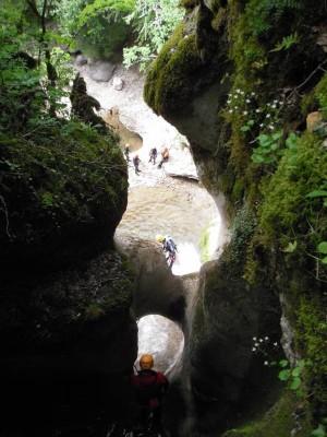 Cascades du Moulin de Vulvoz