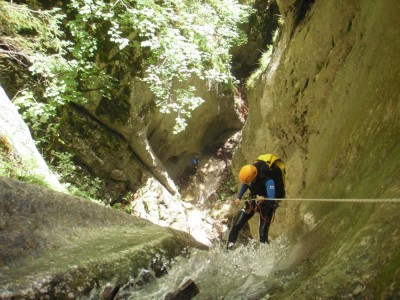 Canyon du Weissenstein (Chesselbach)