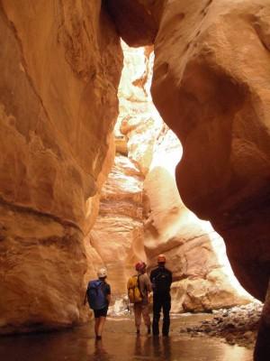Wadi Zarqa Ma'in (inférieur)