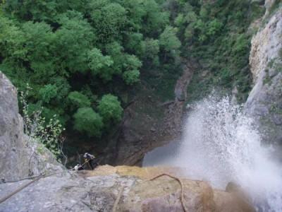 Canyon du Ruzand
