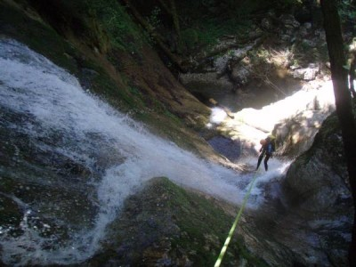 Ruisseau du Sierroz (Gouille des Moines)